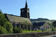 St Michaels Church Mytholmroyd