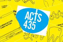 Logo for Acts 435