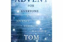 Book cover of Advent for everyone by Tom Wright