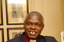 Archbishop of York head and shoulder image taken in 2006