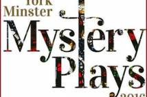 Logo for York Mystery Plays