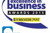 Yorkshire Post Business Awards graphic 2015