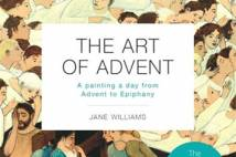 Cover of Art of Advent book
