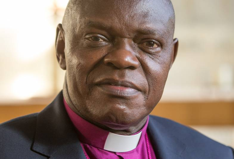 Archbishop of York head and shoulder image 2018