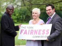The York Fairness Commission