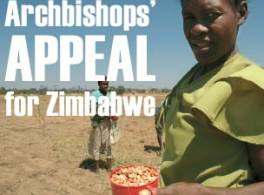 Archbishops appeal for Zimbabwe