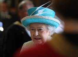 HM The Queen Royal Maundy Service at York Minster