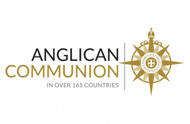 Logo for the Anglican Communion
