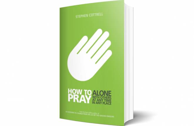 How to pray book mockup